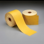Norton Gold PSA Sheet Roll 2-3 4 Inch 20 Yards 80 Grit