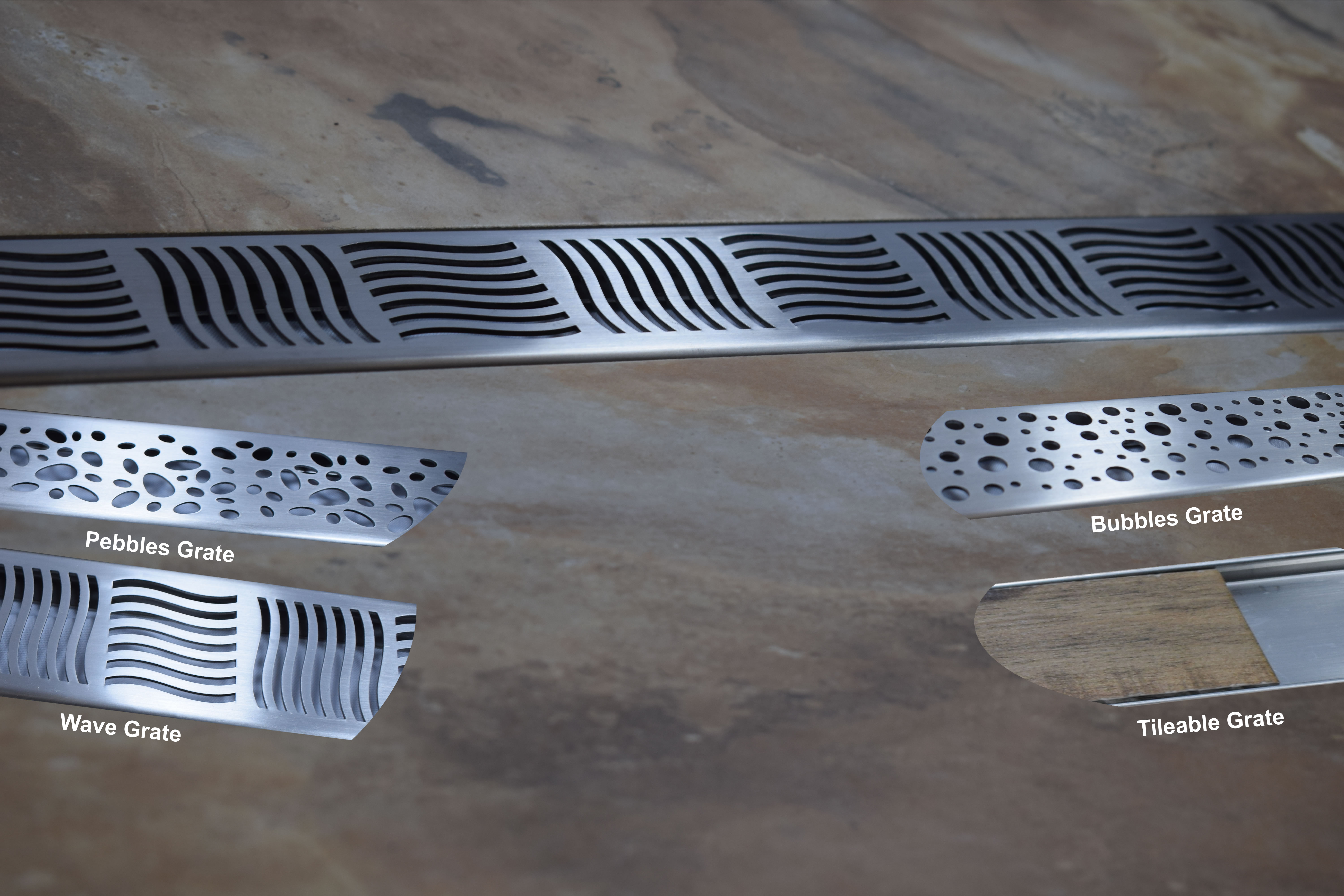 PSC Pro Linear Trench Drain  by Pro-Source Center