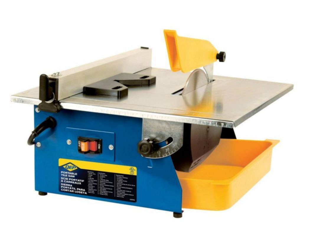 60089 Master Cut Portable Tile Saw 7 Inch by QEP