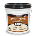 1404 Primary Engineered and Parquet Wood Flooring Adhesive by Roberts