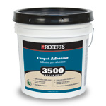 3500 Primary Carpet Adhesive 4 Gallon by Roberts