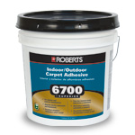 6700 Superior Indoor Outdoor Carpet Adhesive by Roberts