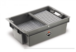Rubi Tray with Drainer