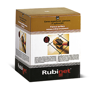 Waxes Porous Surface 1st Application by Rubi