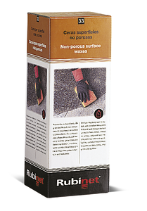 Non Porous Surface Wax by Rubi