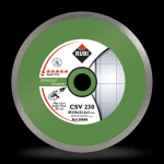 Rubi CSV Ceramic Tiles Diamond Blades - Dry Cutting