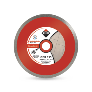 Diamond Continuous Disc by Rubi