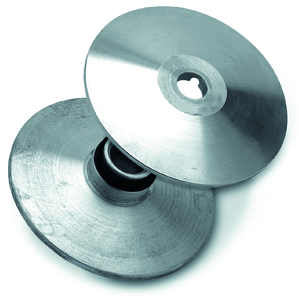 Mitring Replacement Flanges by Rubi