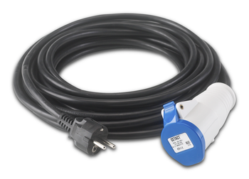 Cables with Plug by Rubi