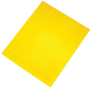 rexx Hook Loop Abrasive Sheets 2 3 4 x 5 Inch Grits 80 - 220 by Sia