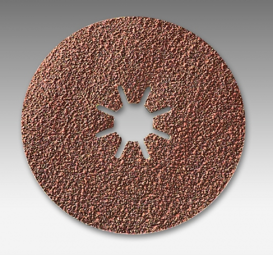 4919 5 Inch ral AO Fiber Resin Discs Grits 16 - 120 by Sia
