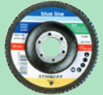 2828 Conical flap Disc 4 1 2 Inch by Sia