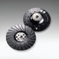 Resin Fiber Disc Backup Pads by Sia