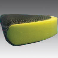 Taco Hand Sanding Pads by Sia
