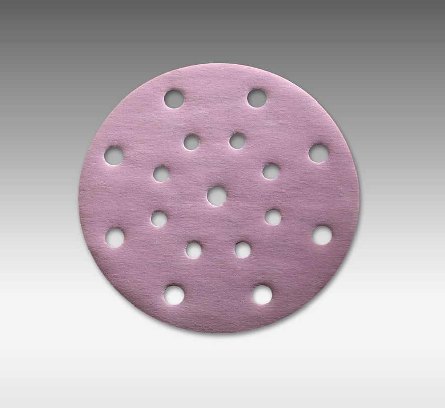 speed Hook Loop 6 Inch 15 Hole Discs Coarse Grits 40 and 60 by Sia