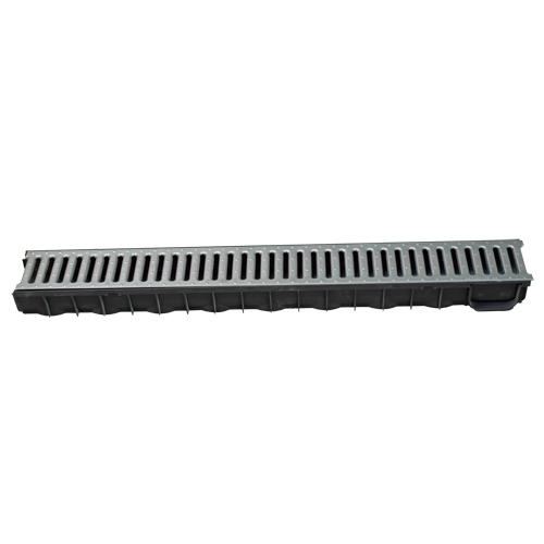 Midi 40in Trench Linear Drain Channel System by PSC