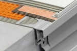 Schluter BARA-RTK Balcony Edging Profiles