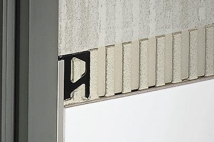 DILEX-BWA Perimeter Joint Movement Profiles by Schluter Systems