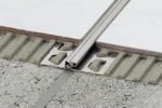 Schluter DILEX-EDP Stainless Steel Surface Joint Profiles