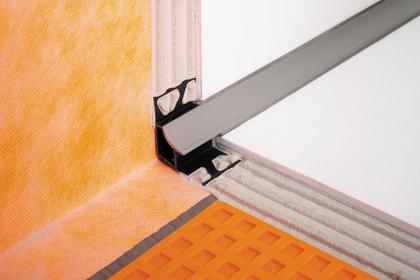 DILEX-HK PVC   CPE Cove-Shaped Corner Profiles by Schluter Systems