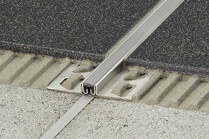DILEX-KSN Surface Movement Joint Profiles by Schluter Systems