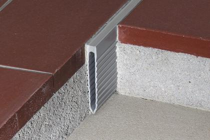 Schluter Dilex Mop Screed Movement Joint Profiles Pro