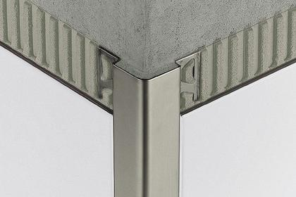 ECK-E Tile Wall Edge Protection Profiles by Schluter Systems