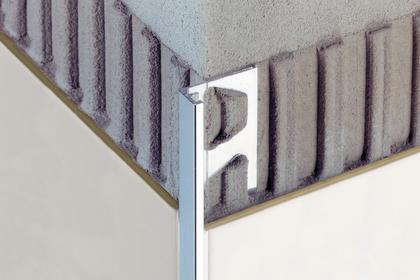 JOLLY Tile Edge Protection Profiles by Schluter Systems