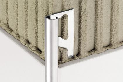 RONDEC Finishing   Edge Protection Profiles - Aluminum by Schluter Systems