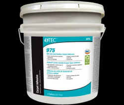 975 Solvent-Free Wet-Set and Outdoor Carpet Adhesive 1Gal
