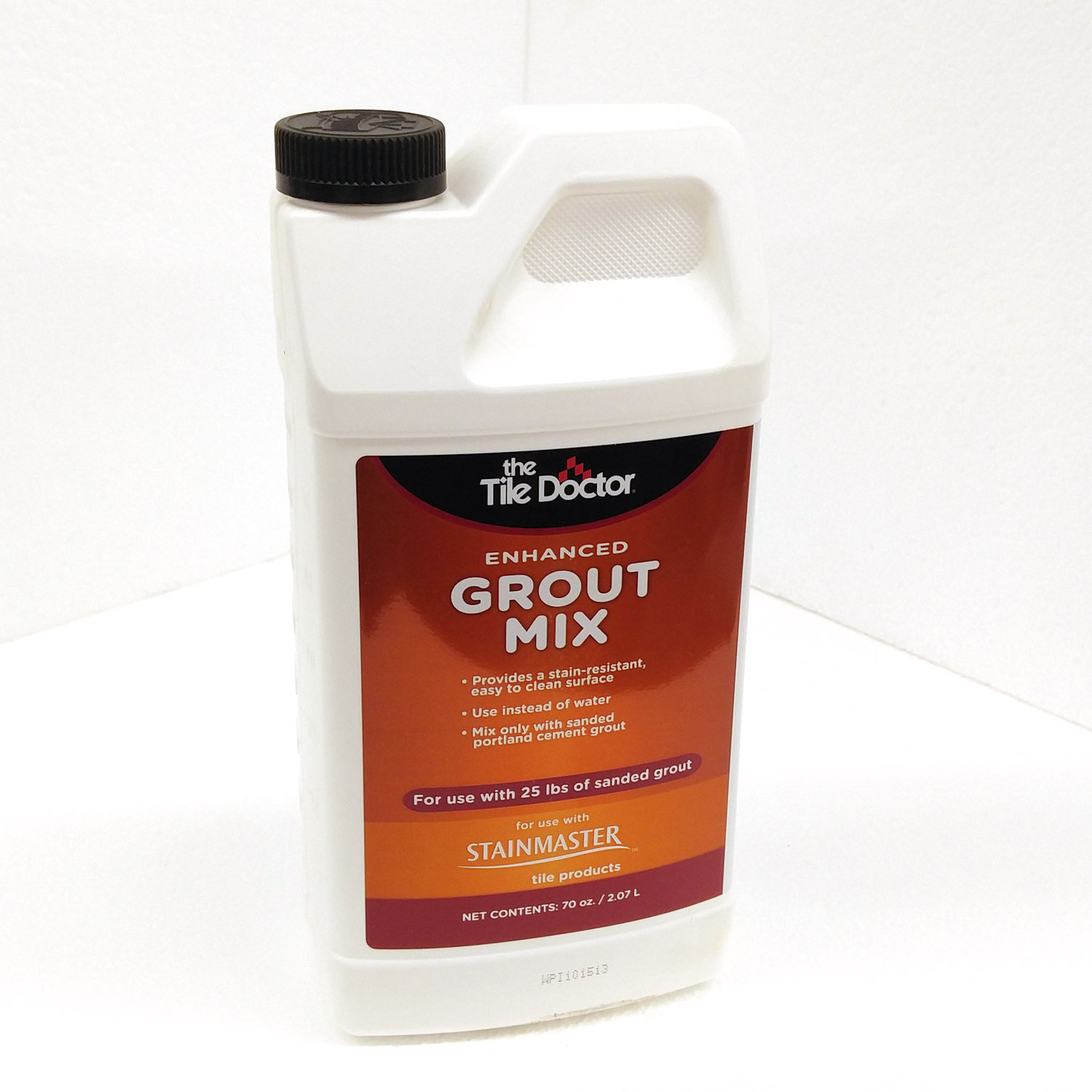 Stainmaster Grout Admix 2 with Shield Technology for Sanded Grout by The Tile Doctor