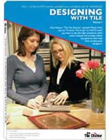 Designing with Ceramic Tile Volume I DVD by The Tile Doctor