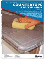 Tile Countertops and Backsplashes Volume IV DVD by The Tile Doctor