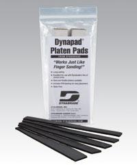 11604 1 x 7 Inch Soft Platen Pad 5-Pack by Dynabrade