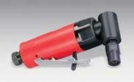 Dynabrade 18010 Mini  4 hp Autobrade Red Right Angle Die Grinder